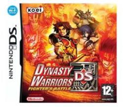 Koei Dynasty Warriors DS Fighter's Battle (Nintendo DS)