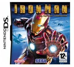SEGA Iron Man (Nintendo DS)