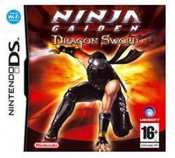 Ubisoft Ninja Gaiden Dragon Sword (Nintendo DS)