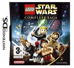 LucasArts LEGO Star Wars The Complete Saga (Nintendo DS)