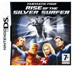 2K Games Fantastic Four Rise of the Silver Surfer (Nintendo DS)