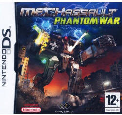 Majesco MechAssault: Phantom War (Nintendo DS)