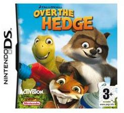 Activision Over The Hedge (Nintendo DS)