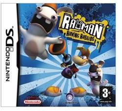 Ubisoft Rayman Raving Rabbids (Nintendo DS)
