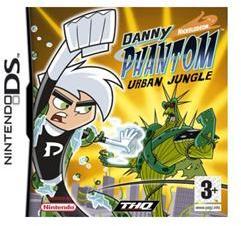 THQ Danny Phantom Urban Jungle (Nintendo DS)