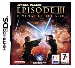 LucasArts Star Wars Episode III Revenge of the Sith (Nintendo DS)