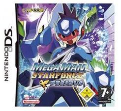 Capcom Mega Man Star Force Pegasus (Nintendo DS)
