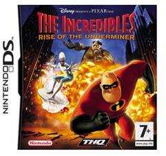THQ The Incredibles Rise of the Underminer (Nintendo DS)