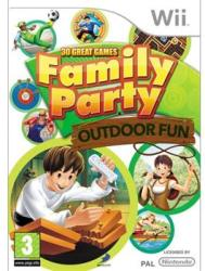 D3 Publisher Family Party Outdoor Fun (Wii)