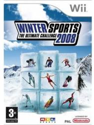 RTL Entertainment Winter Sports 2008 The Ultimate Challenge (Wii)