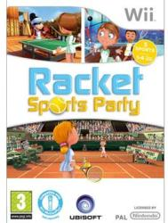 Ubisoft Racket Sports Party (Wii)