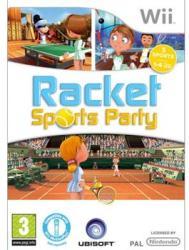 Ubisoft Racket Sports Party (Wii)