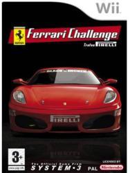 System 3 Ferrari Challenge (Wii)
