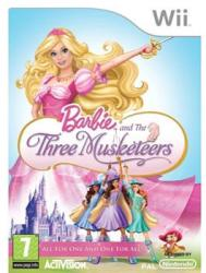 Activision Barbie and the Three Musketeers (Nintendo Wii)