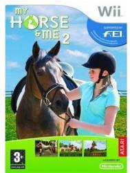 Atari My Horse & Me 2 (Wii) Játékprogram