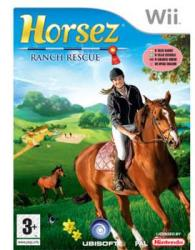 Ubisoft Horsez Ranch Rescue (Pippa Funnell) (Wii)