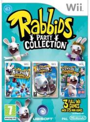 Ubisoft Rabbids Party Collection (Nintendo Wii)