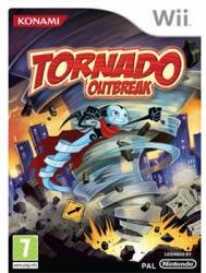 Konami Tornado Outbreak (Nintendo Wii)