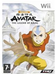 THQ Avatar The Legend of Aang (Nintendo Wii)