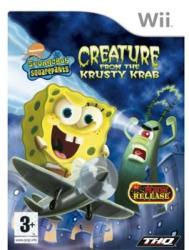 THQ SpongeBob Squarepants Creature from the Krusty Krab (Wii)