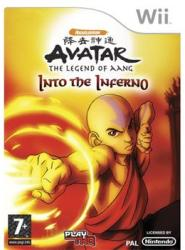 THQ Avatar The Legend of Aang Into the Inferno (Nintendo Wii)