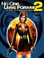 Sierra No One Lives Forever 2 A Spy in H.A.R.M.'s Way (PC)