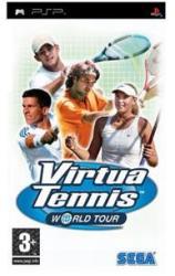 SEGA Virtua Tennis World Tour (PSP)