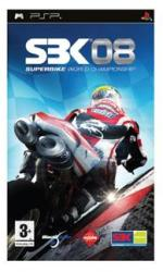 Black Bean SBK 08 Superbike World Championship (PSP)