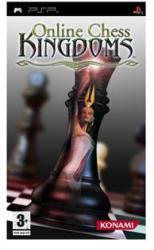 Konami Online Chess Kingdoms (PSP)