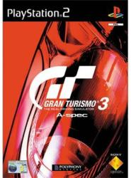 Sony Gran Turismo 3 A-Spec (PS2)