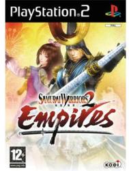 Koei Samurai Warriors 2 Empires (PS2)