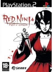 Sierra Red Ninja: End of Honor (PS2)