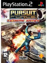 Sony Pursuit Force Extreme Justice (PS2)