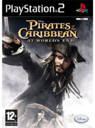 Disney Pirates of the Caribbean At World's End (PS2)