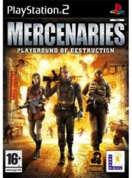 Electronic Arts Mercenaries Playground of Destruction (PS2)