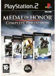 Electronic Arts Medal of Honor Complete Collection (PS2)