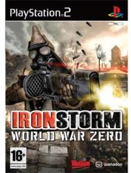 Dreamcatcher Iron Storm World War Zero (PS2)
