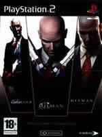 Eidos Hitman The Triple Hit Pack (PS2)