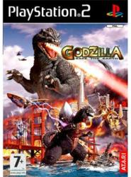Atari Godzilla Save the Earth (PS2)