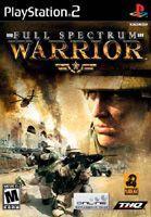 THQ Full Spectrum Warrior (PS2)