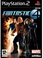 Activision Fantastic Four (PS2)