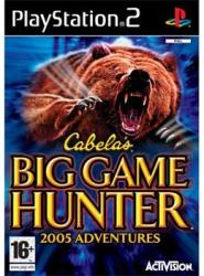 Activision Cabela's Big Game Hunter 2005 Adventures (PS2)