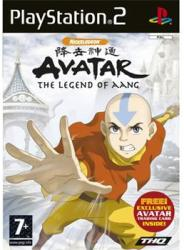 THQ Avatar The Legend of Aang (PS2)
