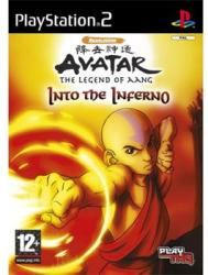 THQ Avatar: The Legend of Aang - Into the Inferno (PS2)
