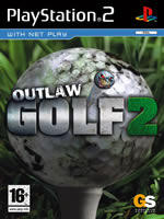 Global Star Software Outlaw Golf 2 (PS2)