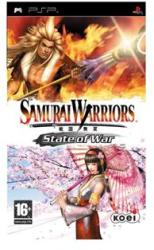 Koei Samurai Warriors State of War (PSP)