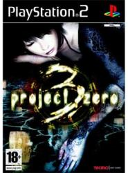 Microsoft Project Zero 3 The Tormented (PS2)
