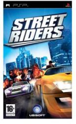 Ubisoft Street Riders (PSP)