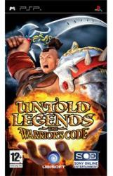 Sony Untold Legends The Warrior's Code (PSP)