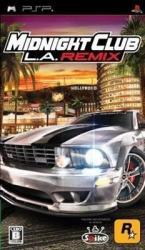 Rockstar Games Midnight Club L.A. Remix (PSP)